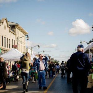 Downtown Milton Farmers Market