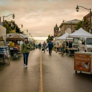 Downtown Miltons Farmers Market