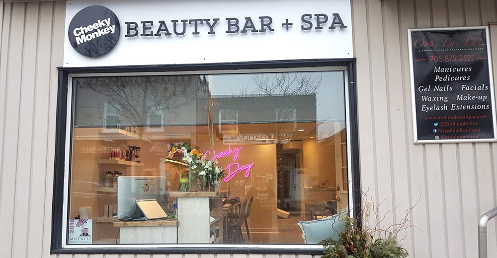 Beauty Bar + Spa