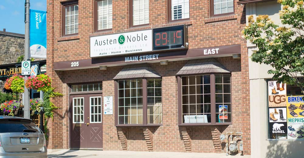 Austen & Noble Insurance Brokers