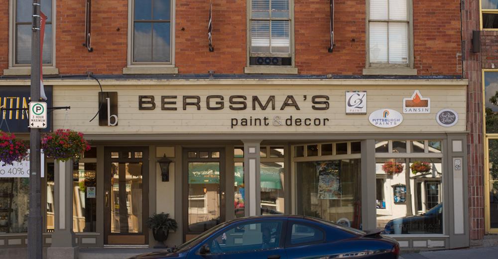 Bergsma's Paint and DÌÄå©cor
