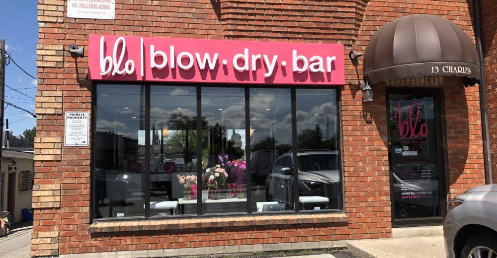 Blo Store front