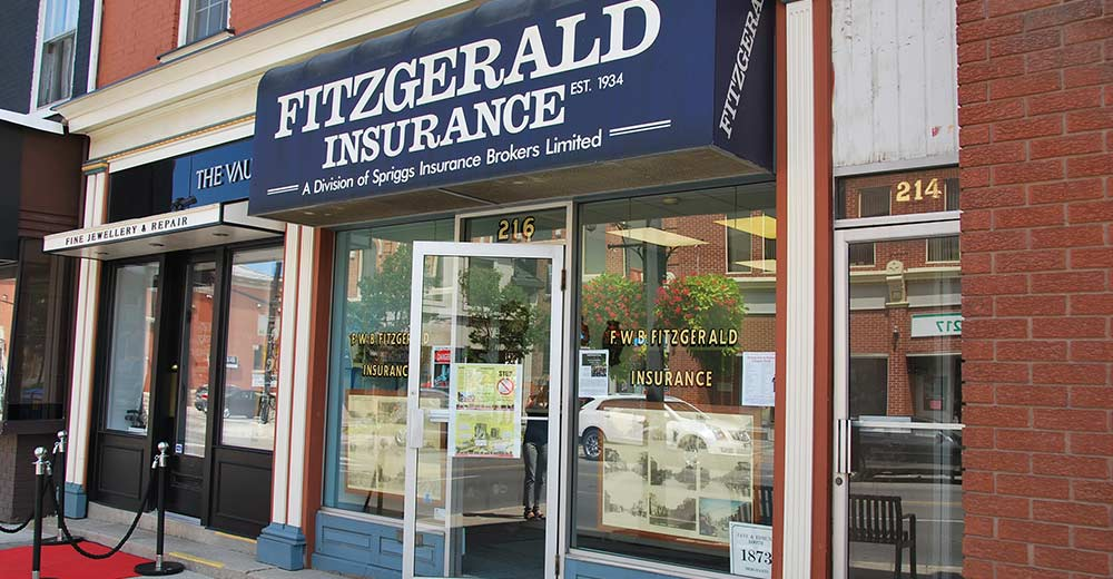 Fitzgerald Insurance Division of Spriggs Insurance Brokerage Ltd.