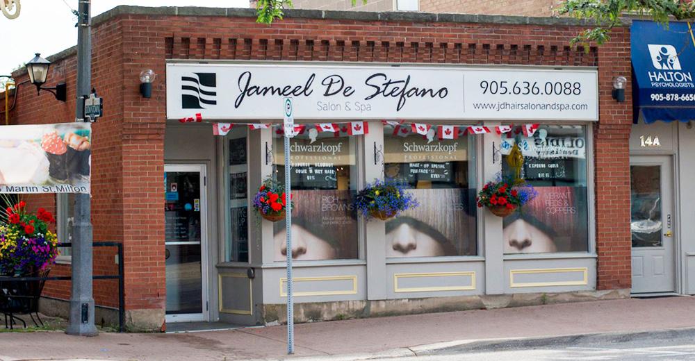 Jameel De Stefano Salon & Spa