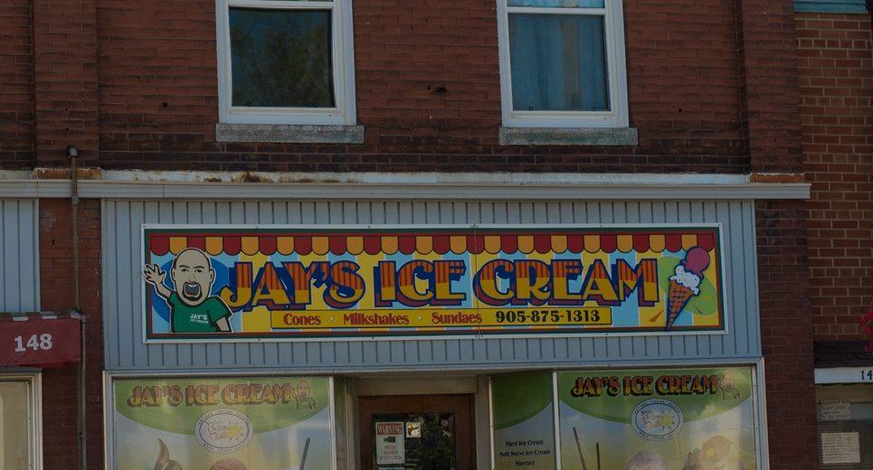 Jay's Ice Cream & Sunshine Gelato