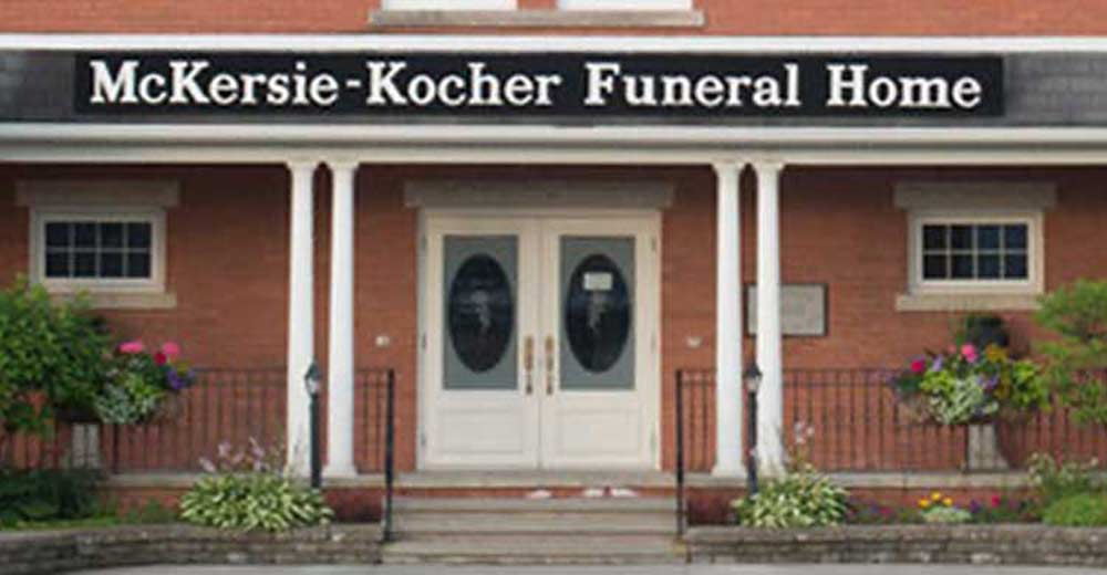 McKersie-Kocher Funeral