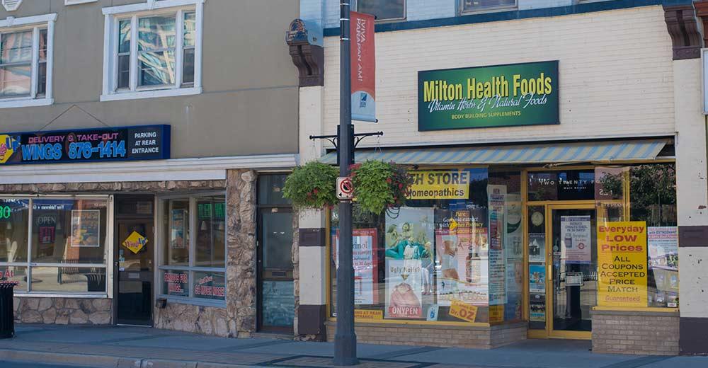 Milton Health Foods