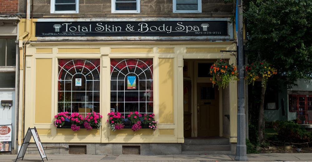 Total Skin & Body Spa