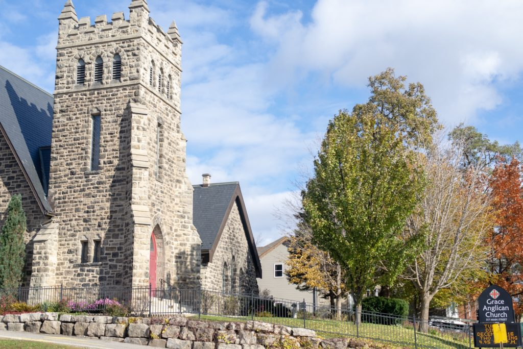 Grace Anglican Church: A Rich History in the Milton Community