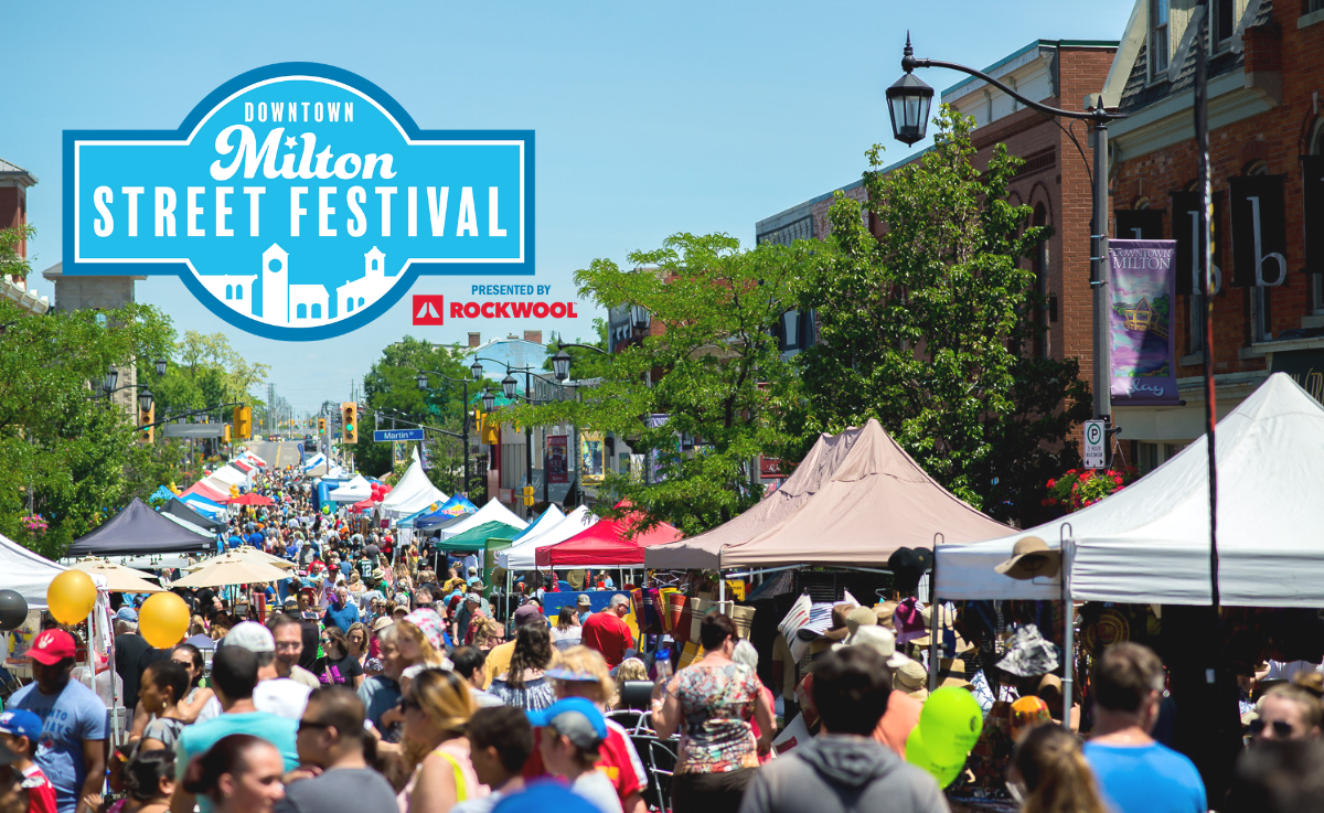 Downtown Milton Street Festival Applications