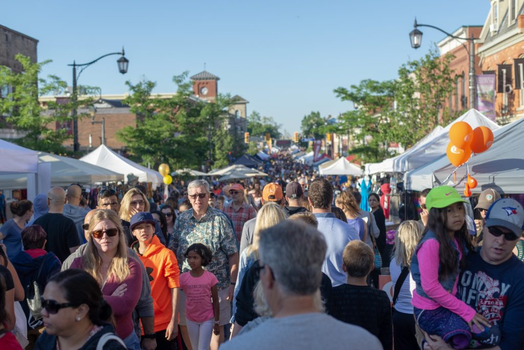 Great events coming up in Downtown Milton!