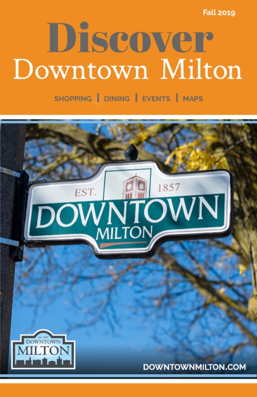 Discover Downtown Milton Guide