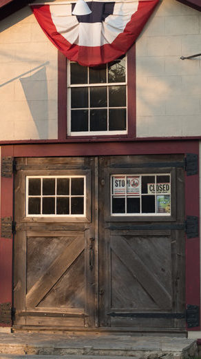 Waldie Blacksmith Shop
