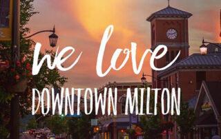 Milton Ontario Downtown