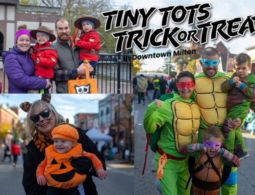 Sponsorship Opportunity – Tiny Tots Trick or Treat