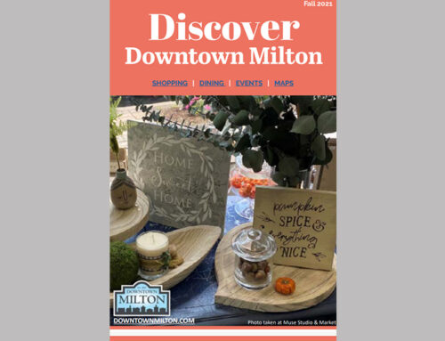 Discover Downtown Milton 2021 Fall Edition LIVE