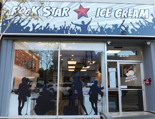 Welcome to Rock Star Ice Cream!